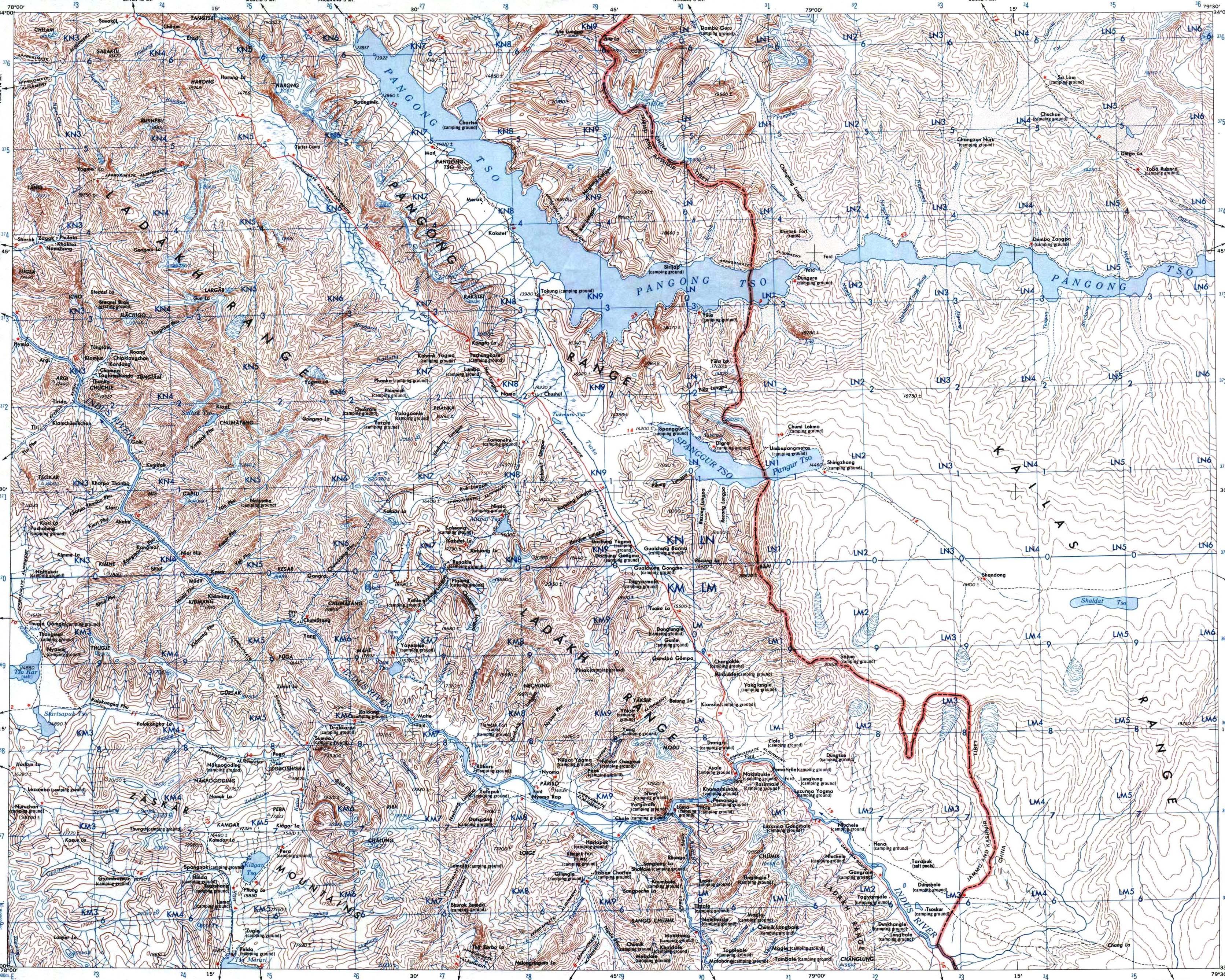 Carte, cartes géographiques russes, US et intéractives de l