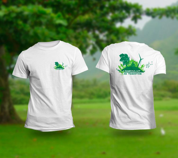 15€ le T-shirt RET (garantie Bio économie solidaire)